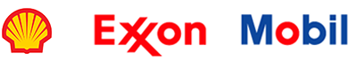 Shell and ExxonMobil logo
